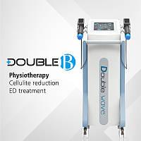 Двоканальний екстракорпоральний амортизуючий фізіотерапевтичний апарат для реабілітації спорту