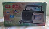 Радіоприймач Kipo KB-408AC, фото 2