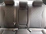 Авточохли на Toyota Avensis 2003-2009 універсал Favorite Тойота Авенсіс, фото 4