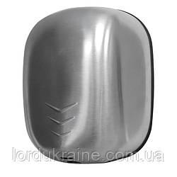 Сушилка для рук нержавеющая сталь матовая VAMA STREAM DRY UV SF
