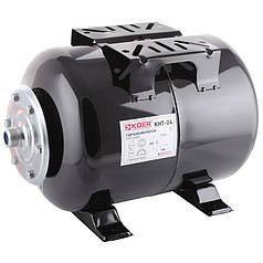 Гидроаккумулятор KOER KHT-24 (24л, корпус-сталь 1мм) (KB0008)
