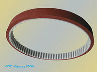"Зубчатый ремень аналог  25 Т10/720 + Linatex 7mm для ФУА ""Интермаш"""