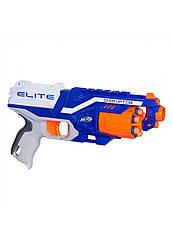 Бластер Hasbro Nerf Elite Disruptor оранжевый-синий (H1-770312)
