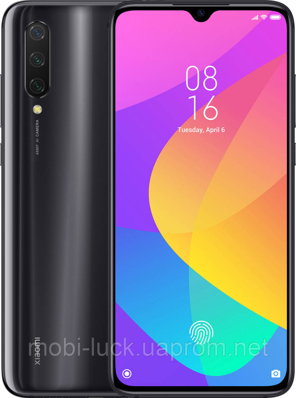Смартфон Xiaomi Mi 9 Lite 6/128GB Onyx Grey (Global)