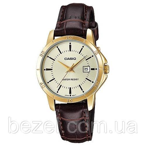 Женские часы Casio LTP-V004GL-9AUDF