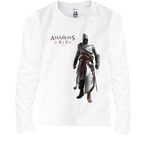 Детская футболка с длинным рукавом Assassin's Creed Altair