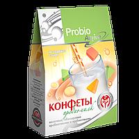 Конфеты Пробиомилк с пробиотиками и пребиотиками, без сахара, не вызывают кариеса.