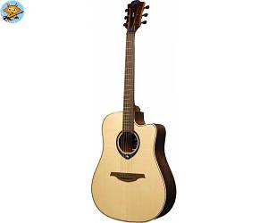Гитара электроакустическая Lag Tramontane HyVibe20 THV20DCE