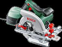 Пила ручная циркулярная Bosch PKS 55 A 0603501020, фото 1