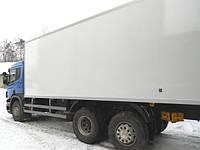 Перевозки по Волынской области изотермическими фургонами, фото 1