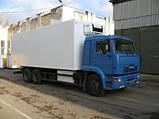 Перевозки по Волынской области изотермическими фургонами, фото 2