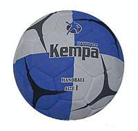 Гандбольный мяч размер 0 голубой Kempa