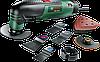Инструмент многофункциональный Bosch PMF 190 E Multi SET 0603100521