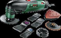 Инструмент многофункциональный Bosch PMF 190 E Multi SET 0603100521, фото 1
