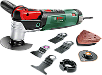 Инструмент многофункциональный Bosch PMF 250 CES Set 0603100621