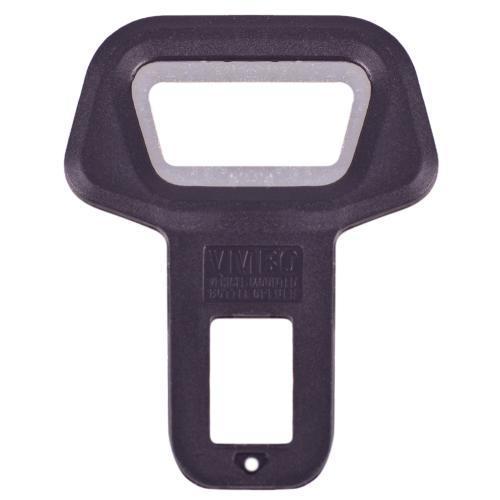 Заглушка ремня безопасности метал+пластик (1шт) ((200))