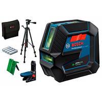 Лазерный нивелир Bosch GCL 2-50 G Professional со штативом BT 150 (0601066M01)