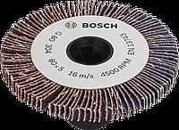 Валик ламельный Bosch 5мм, зернистость 120 1600A00151