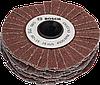 Валик гибкий шлифовальный Bosch 15мм, зернистость 80 1600A00154
