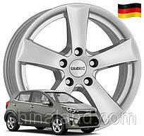 Диски Volvo V60 I, II Cross Country 2015 -, AEZ 7,5x18 5x108 ET50,5 DIA63,4 (gwa1) (GERMANY)