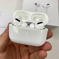Навушники AirPods Pro бездротові люкс копія | Аирподсы Про білі з шумозаглушенням Люкс
