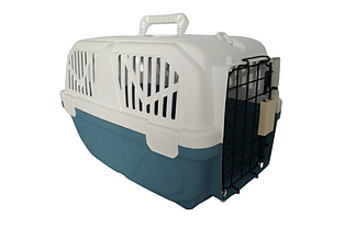 Переноска AnimAll P 1079 для кошек и собак 47х31х30 см оранжевая