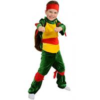 Карнавальный костюм детский Черепашка - Ниндзя 1346
