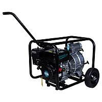 Мотопомпа 6.5 л. с. Hmax 28м Qmax 50м3/год (4-х тактний) для брудної води AQUATICA (772537), фото 1