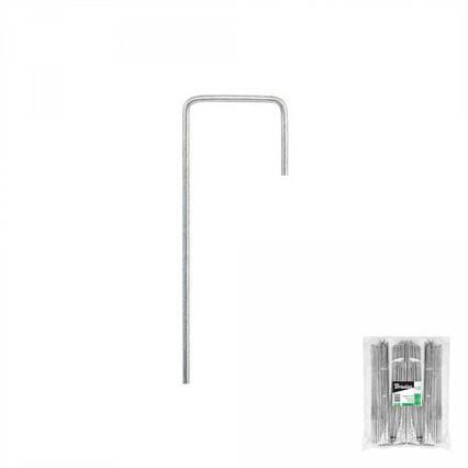 """Шпилька оцинкованная, металлическая, 3/15  см, 100 шт, """"J"""", ATSMGJ1315/100L"""