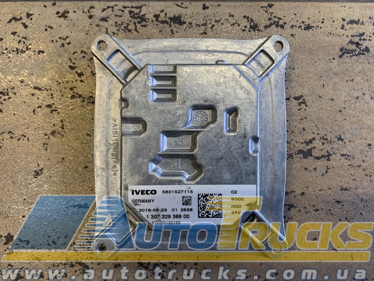 Блок розпалу 24V Б/у для IVECO (130732938800; 5801527115)