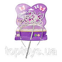 Набір прикрас Funville Sparkle Girls Чарівна паличка і діадема для дівчинки (FV75054)