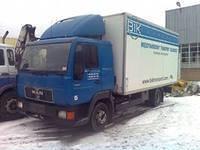 Услуги грузоперевозок цельнометами по Волынской области