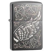 Зажигалка Zippo Filigree Flame and Wing Design, 29881