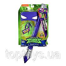 Іграшкова зброя Nickelodeon TMNT Еволюція Черепашок-ніндзя Спорядження Донателло (82052)