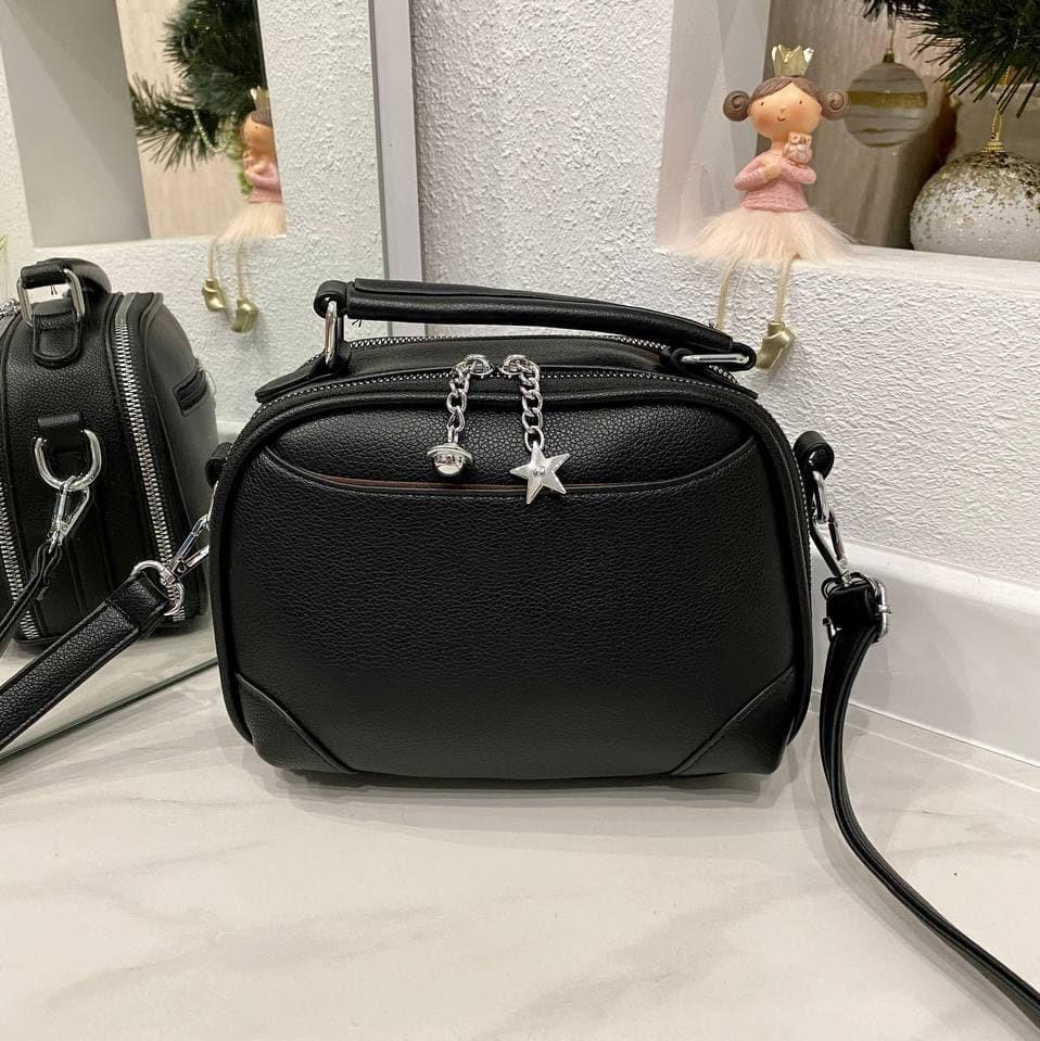 Женская сумка Star черная СТ11