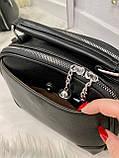 Женская сумка Star черная СТ11, фото 4