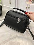 Женская сумка Star черная СТ11, фото 8