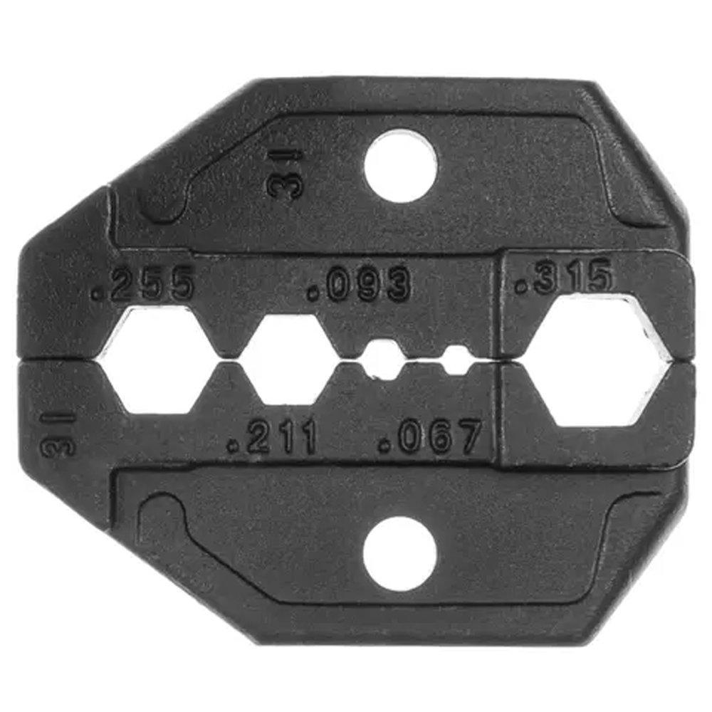Матрица CP-336DI для обжима разъемов на коаксиальный кабель, Pro'sKit
