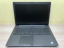 Ноутбук Dell Inspiron 15-5570 15.6 FullHD/ Core i5-8250U 4(8)x max3.4GHz/ RAM 8GB/ SSD 240GB/ АКБ 37Wh/ Упоряд.