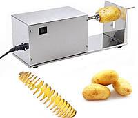 Ручная машинка для спиральной нарезки картофеля Kartoffel Spiralschneider | Картофелерезка