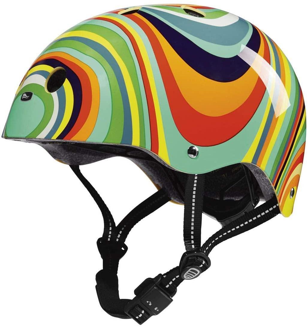 Шлем Crivit L / XL 60-62 см разноцветный Германия