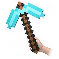 Алмазная кирка Майнкрафт Minecraft (2047)