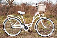 Велосипед VANESSA 26 Nexus 3 White Польша, фото 1