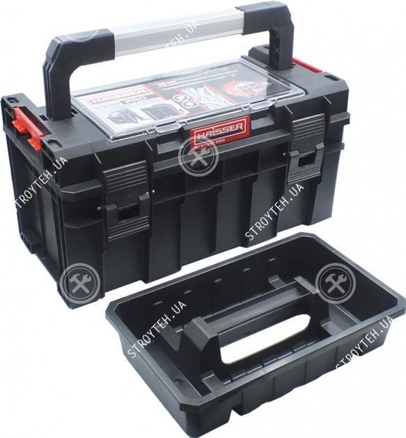 Ящик для инструментов SYSTEM PRO 500 Haisser 450*260*240 мм