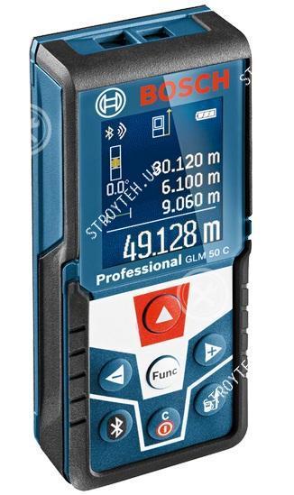 Bosch GLM 50 С Дальномер лазерный (0601072C00)