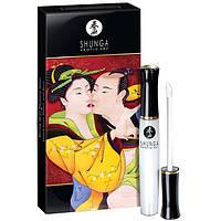 Блеск для увеличения объма губ, усиливающий чувствительность Shunga Divine Oral Pleasure Lipgloss