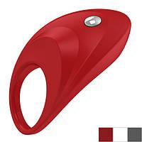 Вибрирующее кольцо на пенис OVO B7