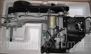 """Двигатель в сборе 150cc 157QMJ (13"""" колесо) под два амортизатора оригинал ТММР, фото 2"""