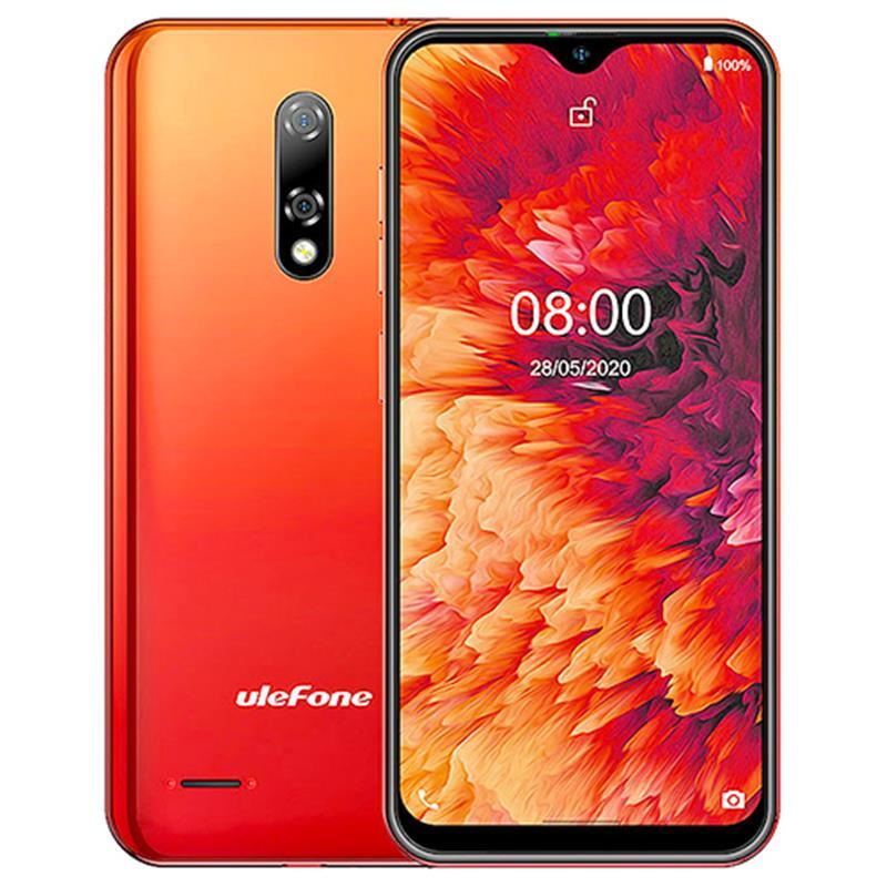 Ulefone Note 8P Dual Sim Amber Sunrise