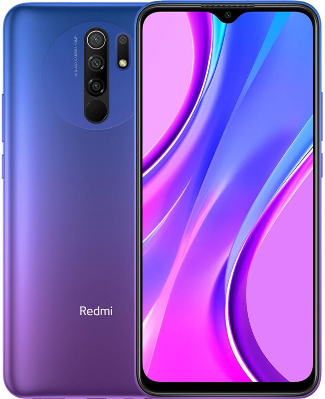 Xiaomi Redmi 9 3/32GB Dual Sim Sunset Purple